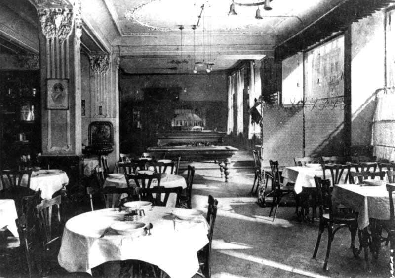 Schelling Salon 1920