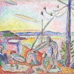 Henri Matisse Luxe Calme at Volupte