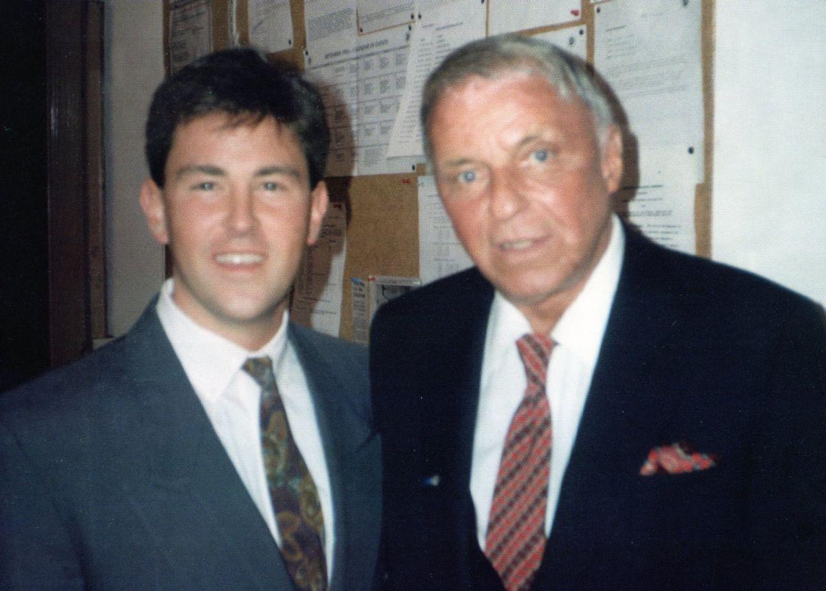 Charles Pignone Frank Sinatra