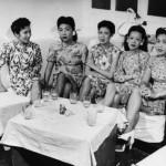Fetele vesele din Hong Kong