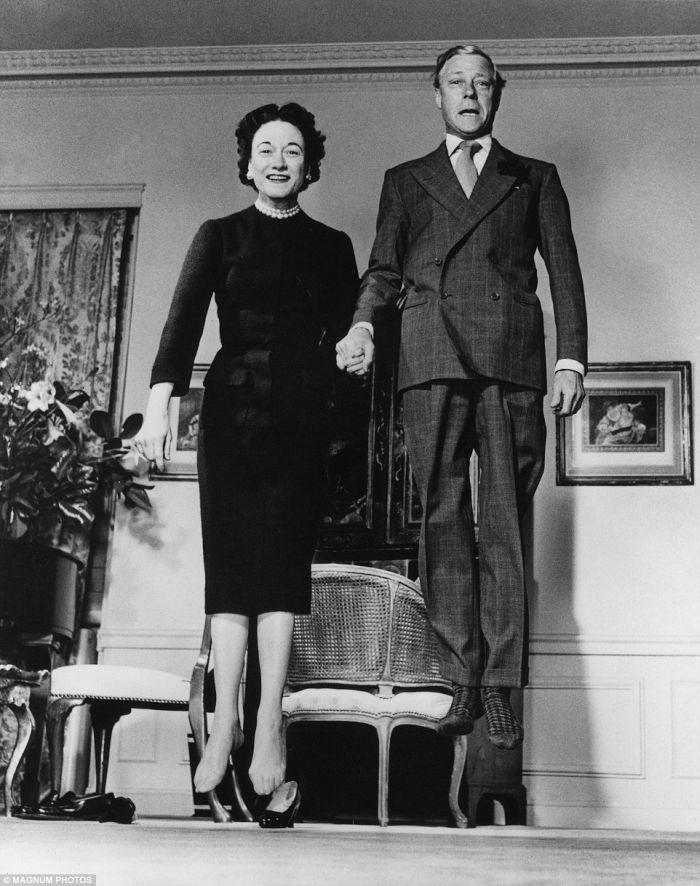 Ducele si Ducesa de Windsor