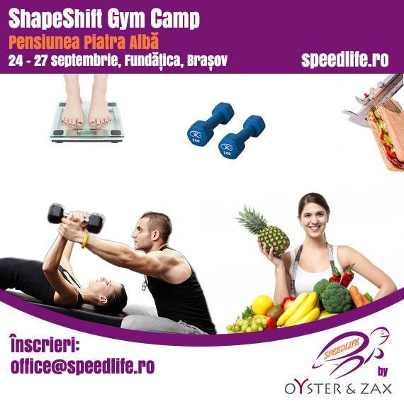 ShapeShift Gym Camp