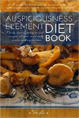 Auspiciousness Element Diet Book Tea Lu