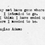 Un gând: Douglas Adams