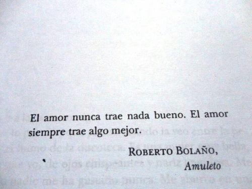 Roberto Bolano