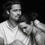 Vanity Fair Italia November 11th 2015 Angelina Jolie & Brad Pitt by Peter Lindbergh