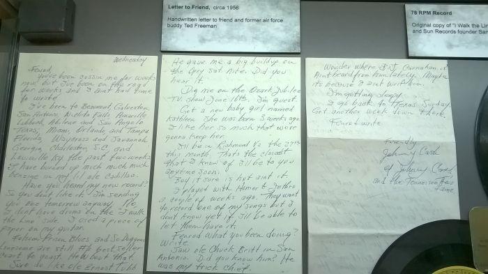 scrisoare 1956