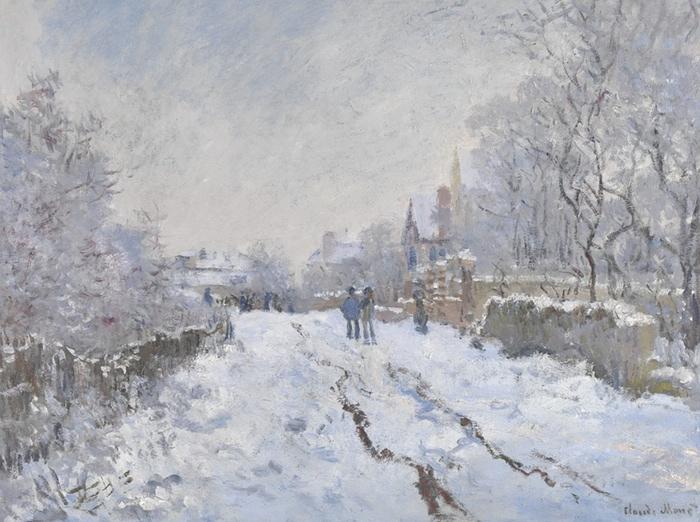 Claude Monet Argenteuil