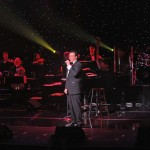 Robert Davi sings on the 100th birthday of Frank Sinatra