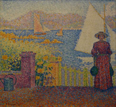 paul signac saint tropez