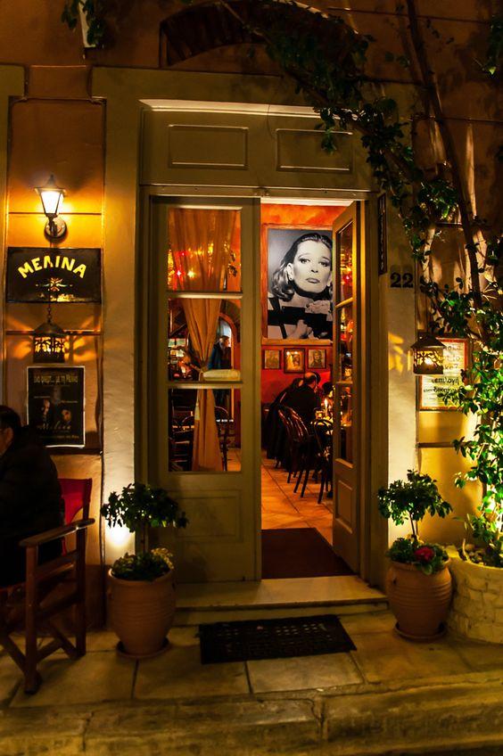 Cafe Melina Atena