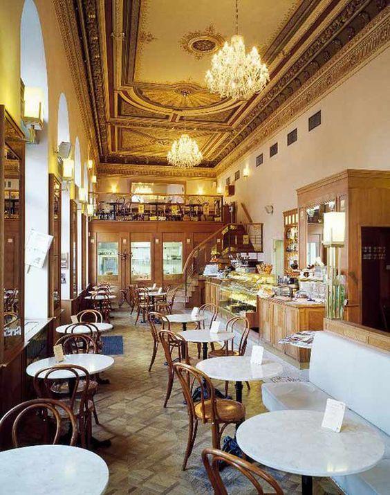 Cafe Savoy Praga