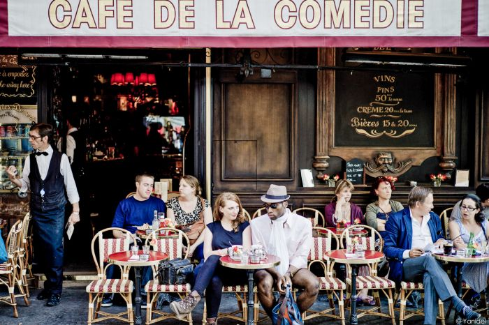 Cafe de la Comedie Paris 2