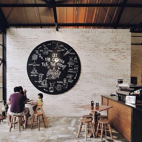 Epic Coffee Jakarta Indonezia