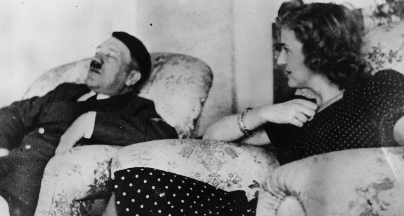 Eva Braun Adolf Hitler