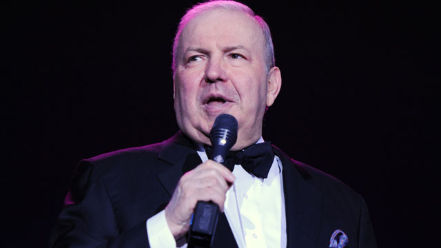 Frank Sinatra, Jr. Performs At Hard Rock Live