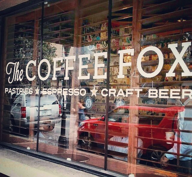 the coffee fox savannah