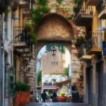 Carte poștală din Taormina