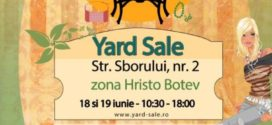 Yard Sale a ajuns la ediția cu numărul 55!