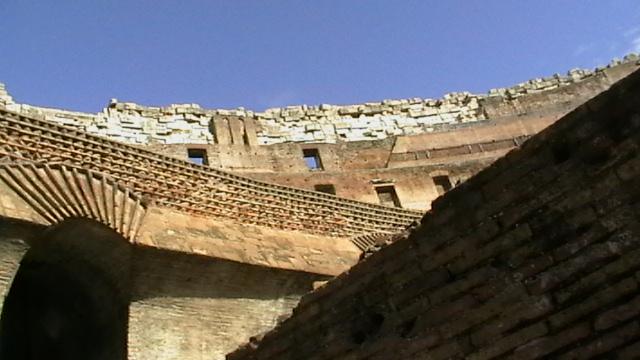 Colosseum, Roma, Italia, 2010