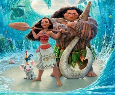 """""""Vaiana"""", cel mai nou film Disney"""