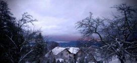 Iarna la Bran