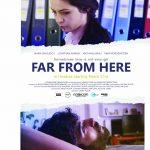 "În cinema: ""Far from Here"", cu Maria Dinulescu și Andi Vasluianu"
