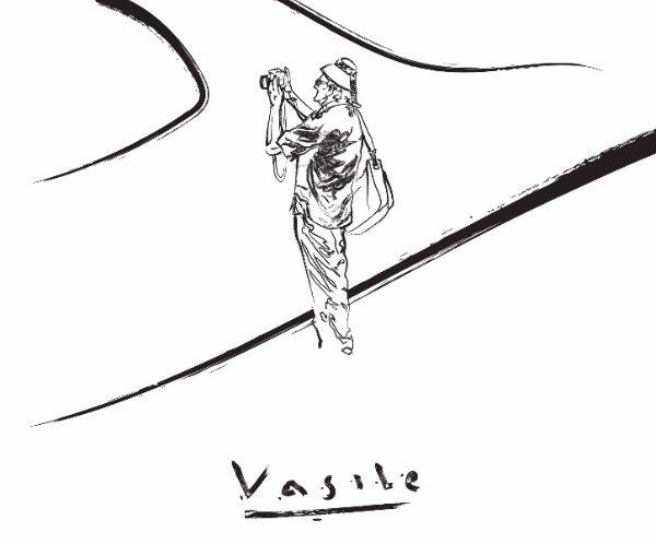"""Documentarul """"Vasile"""", în competiție la Festivalul de la Tampere, Finlanda"""