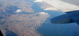 Cum se vede Istanbul de sus, de sub nori – VIDEO
