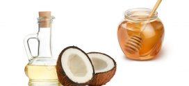 Mierea și uleiul de cocos, tratament pentru dermatită