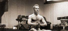"Sting: ""Yoga mi-a îmbogățit viața"""