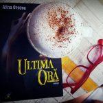 """""""Ultima oră"""": Alina Grozea a lansat primul său roman"""