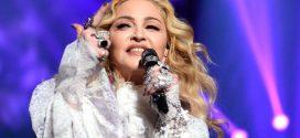 Madonna a lansat o linie de cosmetice