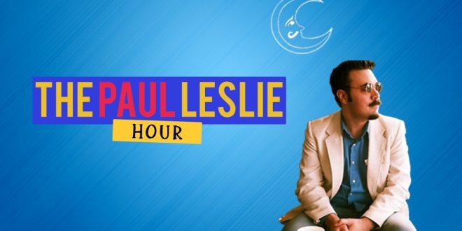 Un nou podcast: The Paul Leslie Hour. Primul episod: interviu cu Willie Nelson
