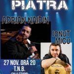 Spectacol Adrian Naidin, la Teatrul Național din București