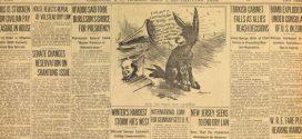 "O fotografie: ""Evening Star"" de la 1920"