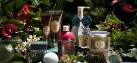 Sabon a lansat colecția de iarnă, Holiday Splendors