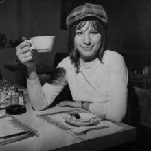 Barbra Streisand, în 1963