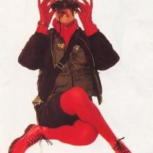 Charlize Theron, în revista Seventeen