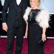 Bradley Cooper, alături de mama sa, Gloria Cooper