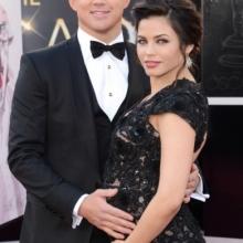 Channing Tatum și soția lui, Jenna Dewan-Tatum