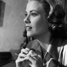 Grace Kelly în 1956