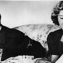 Adolf Hitler și Eva Braun