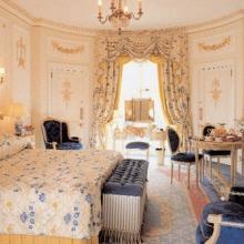 Cameră din Hotelul Ritz