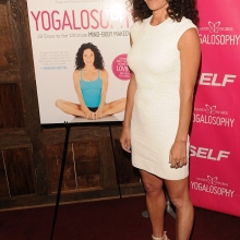 "Launch of ""Yogalosophy"" book"