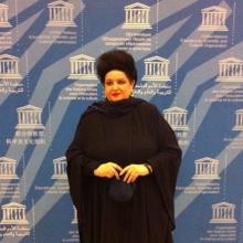 Mariana Nicolesco, Ambasador Onorific UNESCO, la Reuniunea de la Paris