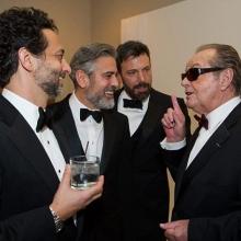 Ben Affleck, George Clooney, Jack Nicholson