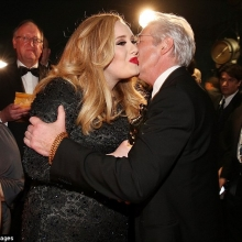 Adele și Richard Gere