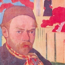 """""""Autoportrait"""" de Meyer de Haan"""