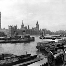 Parlamentul, Londra, 1920